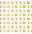 luxe gold light a candle pattern hand drawn vector image vector image