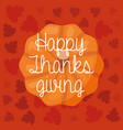 Happy thanksgiving celebrate