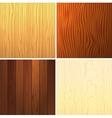 Texture wood vector image