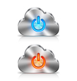 Cloud concept vector image vector image