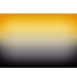 Yellow Black Gradient Background vector image