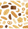 Cartoon bakery pattern or background