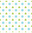 christmas pattern design for birthday vector image vector image