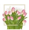 Spring Background EPS 10 vector image