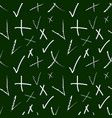 abstract background with hand drawn planes and vector image vector image