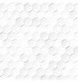 Abstract geometric background with hexagons