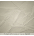 Crumpled paper background 1 vector | Price: 1 Credit (USD $1)