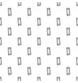 geometric background with rectangles black and vector image vector image