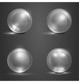 Shine 3D glass spheres magic balls crystal orbs