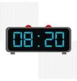 time icon design vector image