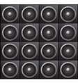 Audio Speakers vector image vector image