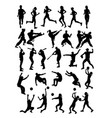sport activity vector image