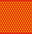 dotted pop art background pop art pattern vector image vector image