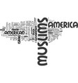 america s second civil war text word cloud concept vector image vector image