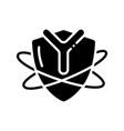 antibodies glyph icon