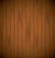 wooden laqured background top view sample text vector image vector image
