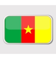 flag of cameroon vector image