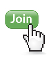 Join Button vector image vector image