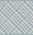 seamless plaid watercolor pattern gingham pastel vector image vector image