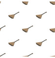 balalaika icon in cartoon style isolated on white vector image vector image