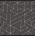 seamless pattern modern stylish abstract vector image vector image