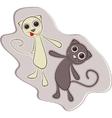 cute cat - vector image