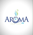 Aroma Therapy Logo Design vector image