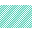 diagonal lines pattern background design vector image vector image