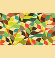 abstract colorful geometric design can be used vector image vector image