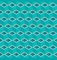 blue cubes pattern seamless background vector image vector image