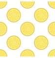 Lemon abstract seamless pattern vector image vector image