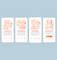manufacturing method red onboarding mobile app