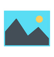 Picture icon simple minimal 96x96 pictogram