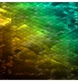 Abstract colorful Mosaic background EPS 8 vector image vector image