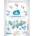 Infographic elements - Quality Set vector image vector image