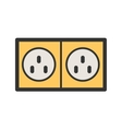 Electric Plugs vector image