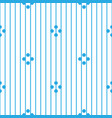 seamless pattern with picture with stripes vector image vector image