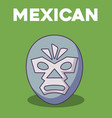 Wrestler mask icon