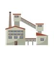 Processing plant waste icon cartoon style vector image vector image