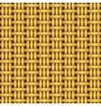 wicker basket weaving pattern seamless texture vector image vector image