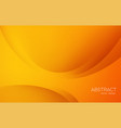 abstract colorful background orange color vector image vector image