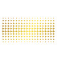 air plane gold halftone pattern vector image vector image