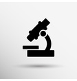 icon researching research sign symbol technology vector image