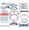 17 Labels and banners vector image vector image
