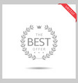 best offer icon vector image vector image