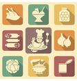Foodicons2 vector image