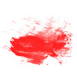 splatter water color texture vector image vector image