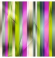 Colorful striped bright background vector image vector image
