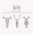 Equipment for transport driving logo set