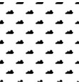 internet cloud pattern seamless vector image vector image